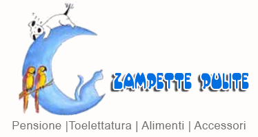 – Zampette Pulite megastore con alimenti e accessori, toelettatura professionale, pensione per gatti,  roditori, volatili e altro a Vimodrone Milano.